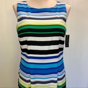 AGB Dress New Sleeveless Shift Dress Size 10